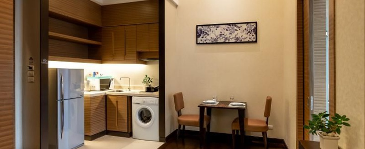 SPA RESIDENTIAL SUITE WITH STEAM Jasmine Resort Hotel